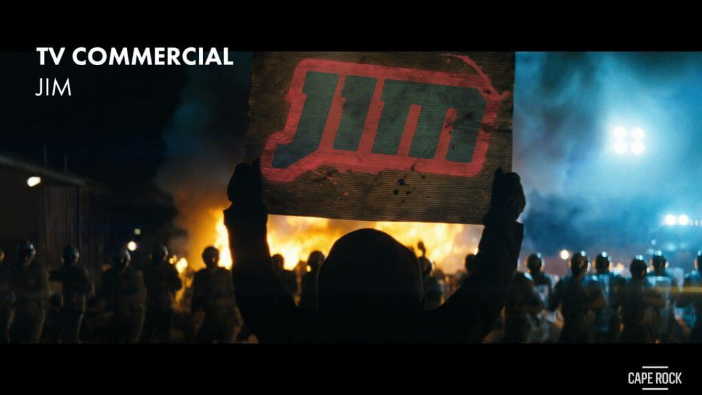 TV Commercial – JIM