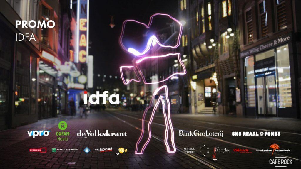 IDFA commercial en festival opener
