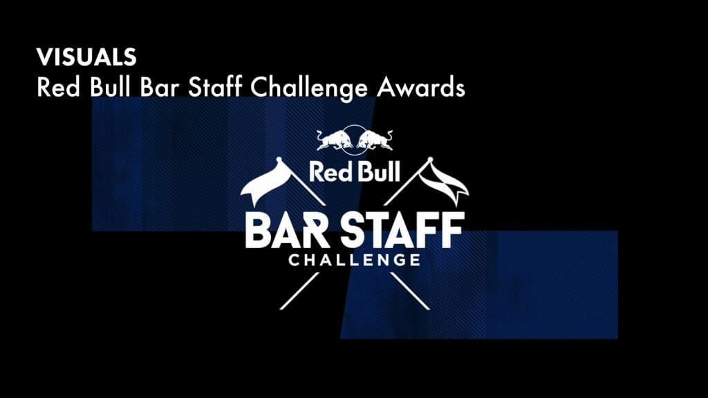VJ gig – Red Bull Bar Staff Challenge Awards