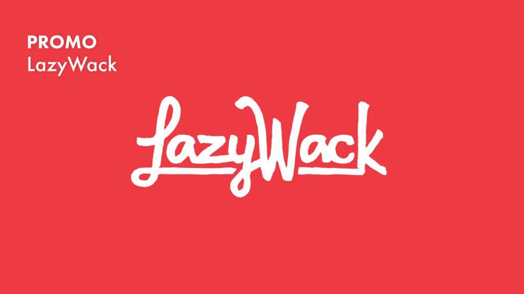 LazyWack promo animatie