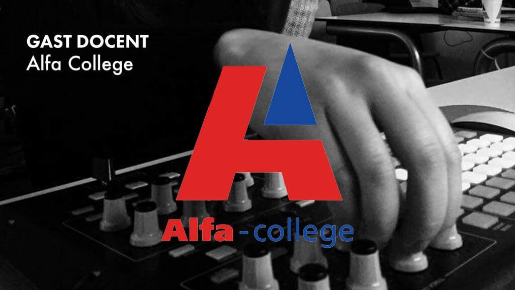Gastdocente Alfa College