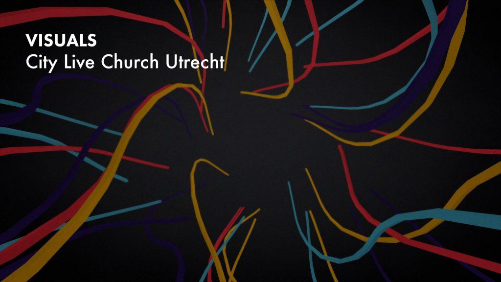 CLC Utrecht – VJ visual pack