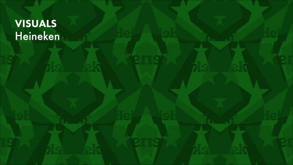 Heineken – VJ Visuals