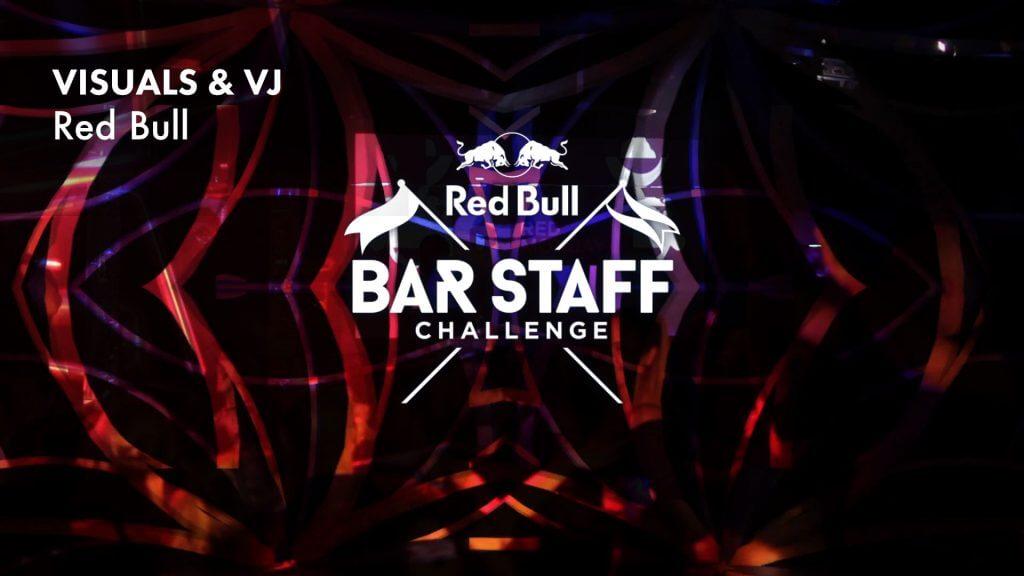 VJ gig – Red Bull – Ocean Diva