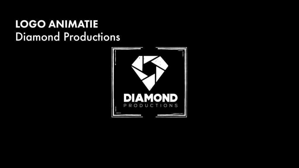 Logo animatie – Diamond productions