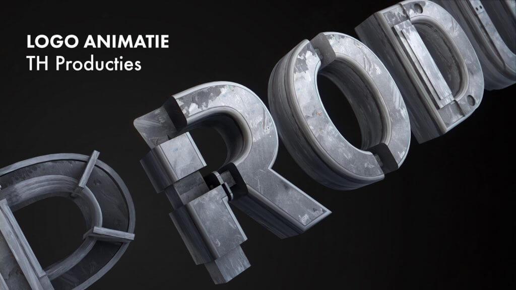 Logo animatie – TH Producties