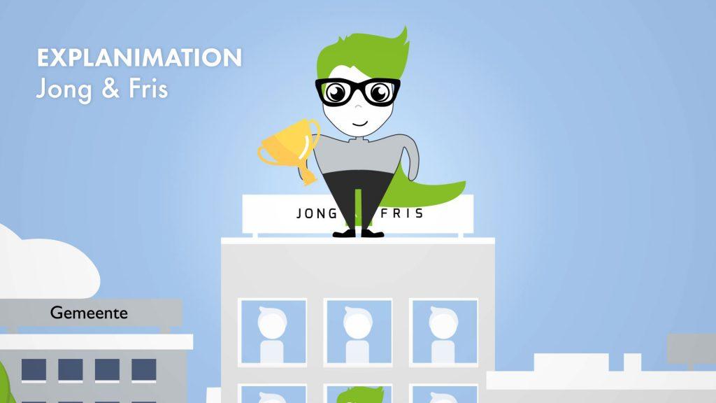 Explanimation – Jong & Fris