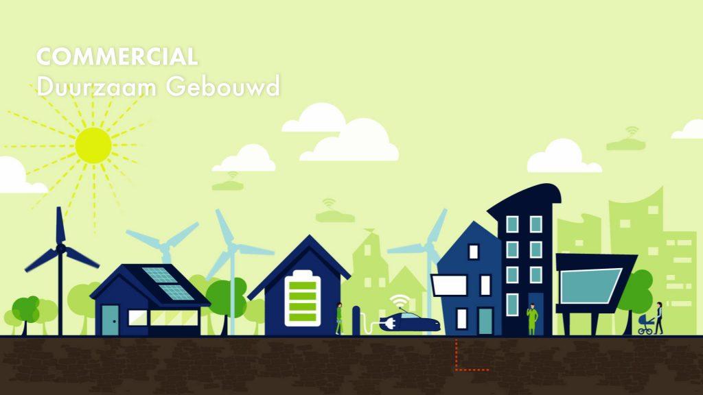 Commercial – Duurzaam Gebouwd