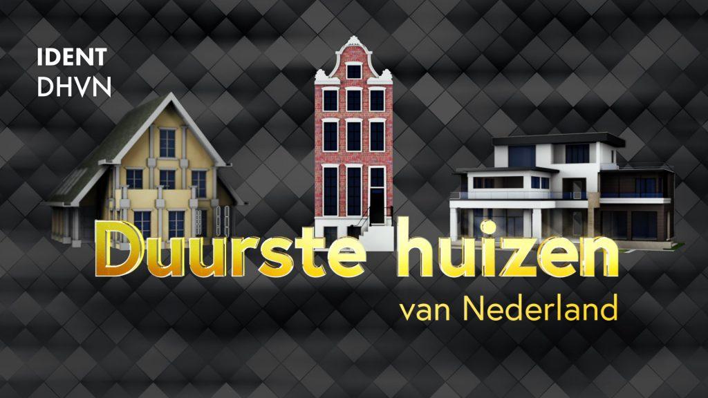 Ident – Duurste Huizen van Nederland