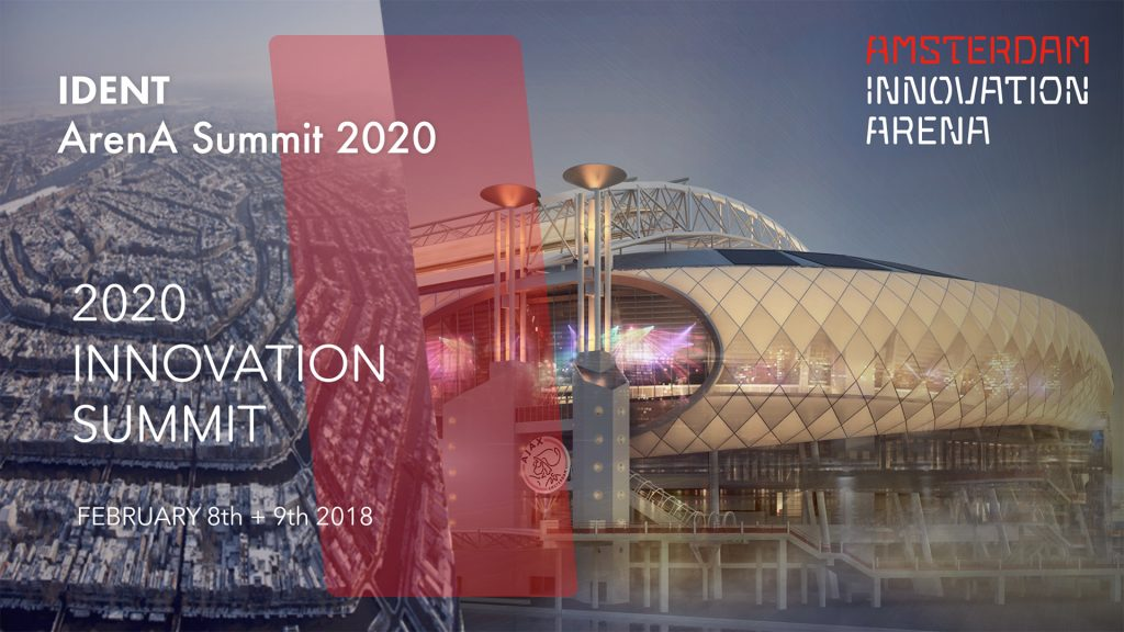 Ident – ArenA 2020 Innovation Summit
