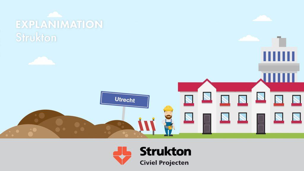 Explanimation – Strukton