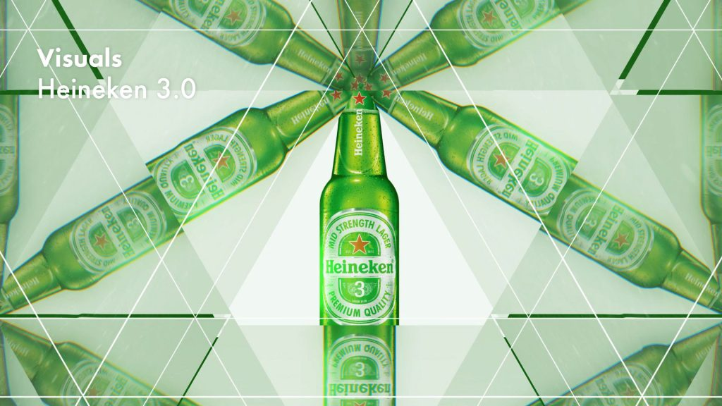 Visuals – Heineken 3